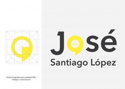 Logotipo José Santiago Lopez