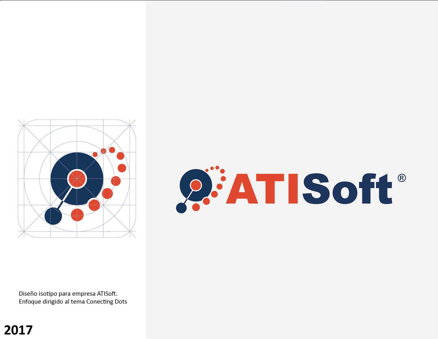 logotipo atisoft