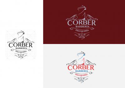 Logotipo Corber IS360